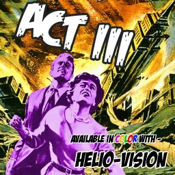 Cover of track Act III by heliotrope