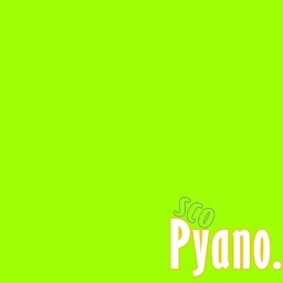 Cover of track Pyano by Sco
