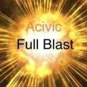 Cover of track Full Blast by Acivic