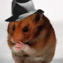 Avatar of user HarveyHamster