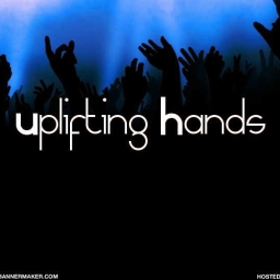 Cover of track Uplifing Hands by DJSyn
