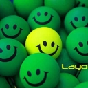 Cover of track Smile by Layo