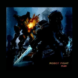 Cover of track Robot Fight by ntjon