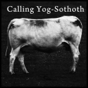 Cover of track DS-Calling Yog-Sothoth by Potorato