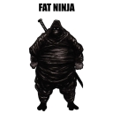 Cover of track Fat Ninja by BLUE