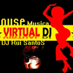 Cover of track DJ Rui SantoS ( TwistedVOX Original) 2012 by DJ SantoS