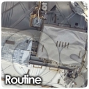 Cover of track OS-Routine by Potorato