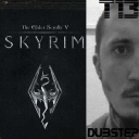 Cover of track skyrim (first work) by tatarin13