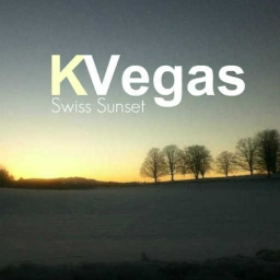 Cover of track Swiss Sunset by Karl Vegas