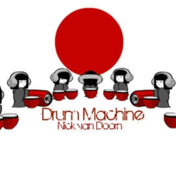 Cover of track Drum machine by ///3XL