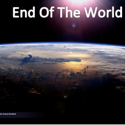 Cover of track End Of The World by DELETED
