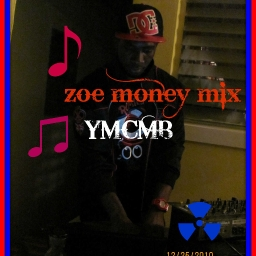 Cover of track my test by zoemoneymix
