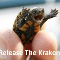 Cover of track Release the kraken!!! by Comatoast