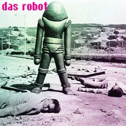 Cover of track Das Robot by Joa Ebert