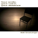 Cover of track Your smile, your voice, your absence by Grotzo