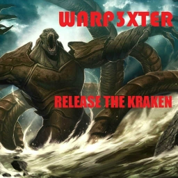 Cover of track Release the Kraken by Warp3xter