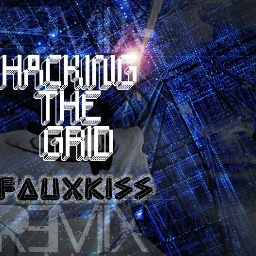 Cover of track HACKING THE GRID (GRID REMIX) by DROPSTARS