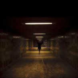 Cover of track Dark Hallway by Djembeman