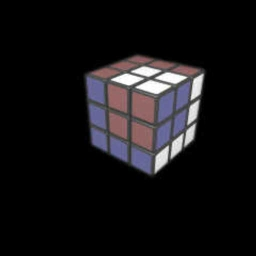 Cover of track CUBE in a CUBE by Olondro