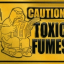 Cover of track Toxic Fumes by elvolpe