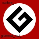Cover of track Grammar Nazi (Special version) by Cashew
