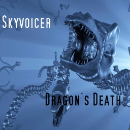 Cover of track Dragon's Death by Skyvoicer
