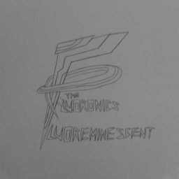 Cover of track Fluoreminescent by The Fluoronics