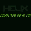 Cover of track Computer Says No by Helix