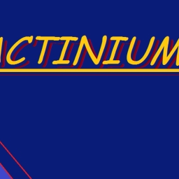 Avatar of user Actinium