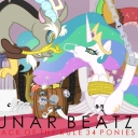 Cover of track Attack Of The Rule 34 Ponies by LunarBeatz