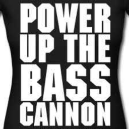 Cover of track Power Up The Bass Cannon by danielgruba