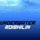 Cover of track Underwater by Roibhilin