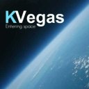 Cover of track Entering Space by Karl Vegas