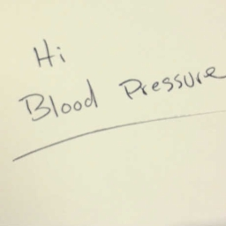 Cover of track Hi Blood Pressure by Werkit