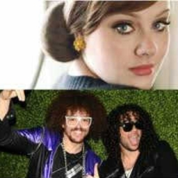 Cover of track Adele+LMFAO= Fun by JJ