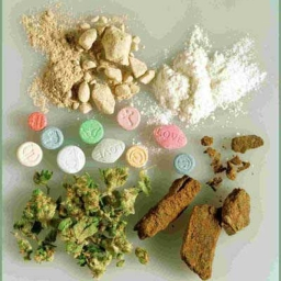 Cover of track Hard Drug Abuse by Kota