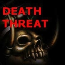 Cover of track Death Threat by DJALIENZ