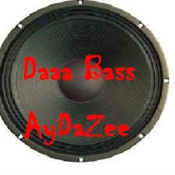 Cover of track Daaaa Bass by AyDaZee