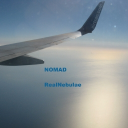 Cover of track NOMAD by RealNebulae