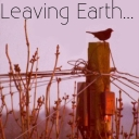 Cover of track Leaving Earth... by daanbread