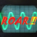 Cover of track Wobble-saurus (Roar!!!) by God vs. Fire
