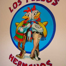 Cover of track Heisen Hell, Los Pollos Hermanos Chicken Loop by digigeist