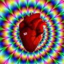 Cover of track heart on acid by shipo007