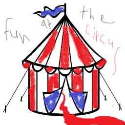 Cover of track Fun at the Circus! by r4c7