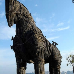Cover of track Trojan Horse by Yixdee