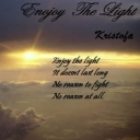 Cover of track Enjoy the light by Kristofa