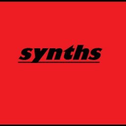 Cover of track synths by Werkit