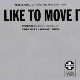 Cover of track I Like To Move It - LaGrue remix by Reversal