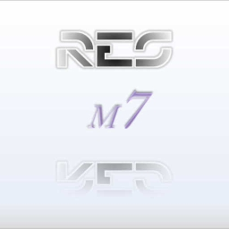 Cover of track M7 by RES