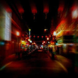 Cover of track Chinatown (demo) by zuko